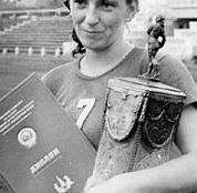 Алексеева Лидия Владимировна